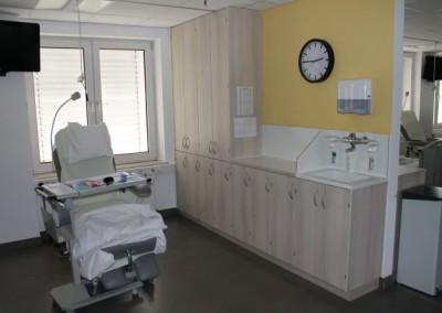 Einrichtung für Behandlungszimmer